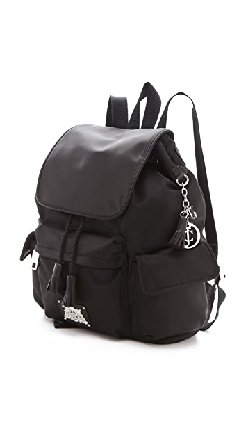 Juicy Couture Trinity Nylon Backpack