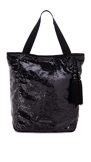 Juicy Couture Sabrina Sequined Tote