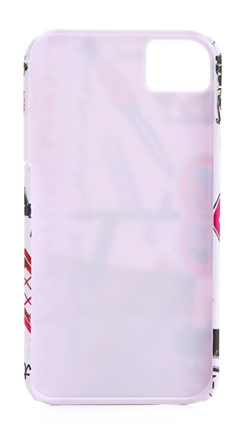 Juicy Couture London iPhone 4 Case