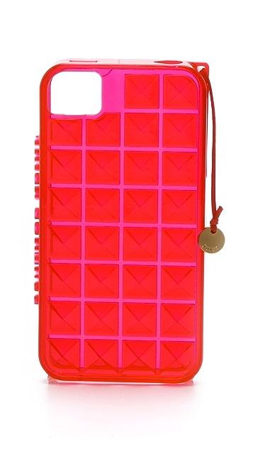 Juicy Couture Pop Pyramid Gelli iPhone Case