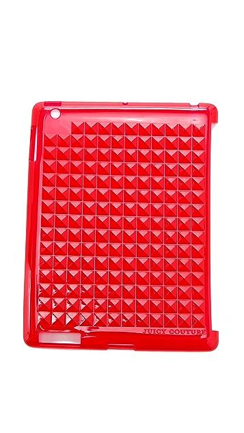 Juicy Couture Pop Pyramid Gelli iPad Case