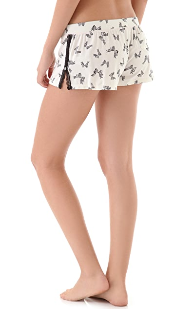 Juicy Couture Shorts with Lace