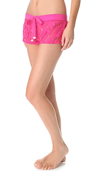 Juicy Couture Lace Sleep Shorts