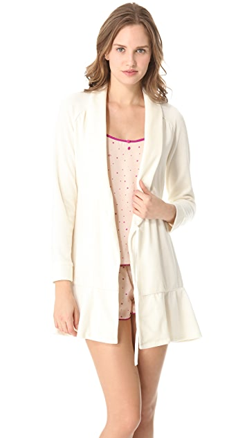 Juicy Couture Velour Robe