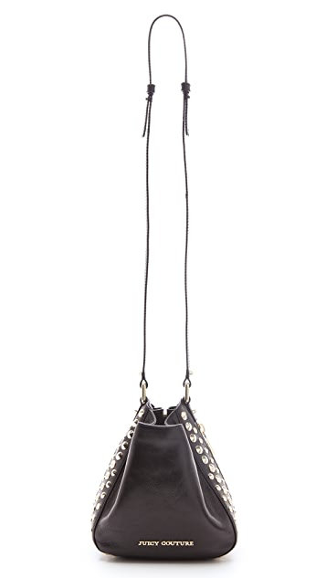 Juicy Couture Tough Girl Leather Stevie Bag