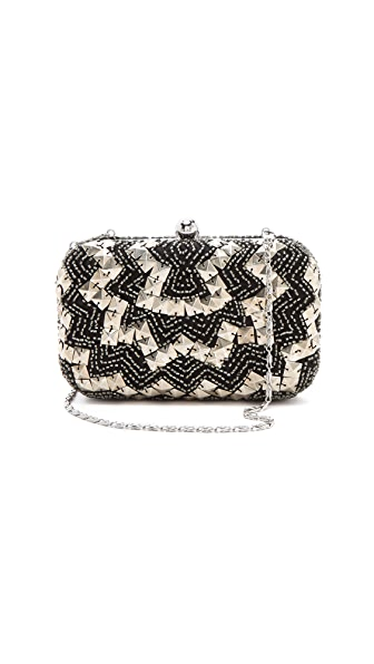 Juicy Couture Beaded Minaudiere
