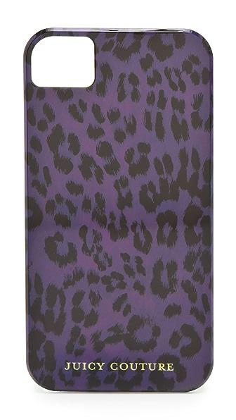 Juicy Couture Leopard iPhone Case
