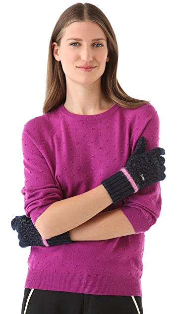 Juicy Couture Merino Gloves