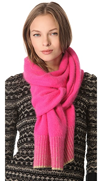 Juicy Couture Angora Scarf