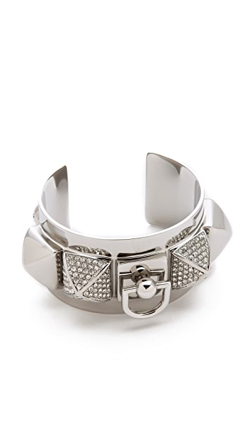 Juicy Couture Pyramid Metal Cuff
