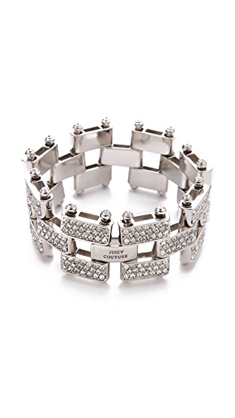 Juicy Couture Flex Link Bracelet