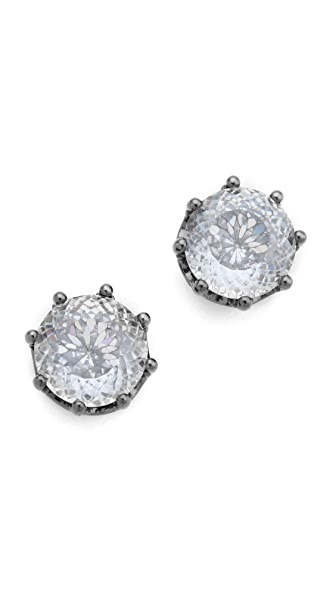 Juicy Couture Oversized Stud Earrings