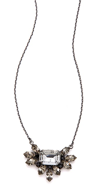 Juicy Couture Marquise Rhinestone Necklace