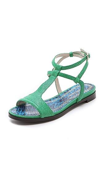 Juicy Couture Cedar Flat Sandals
