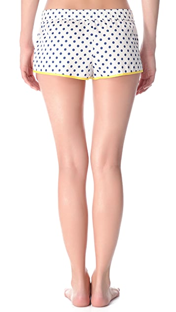 Juicy Couture Josie Dot Sateen PJ Shorts