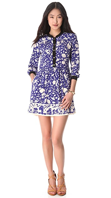 Juicy Couture Neptune Print Dress