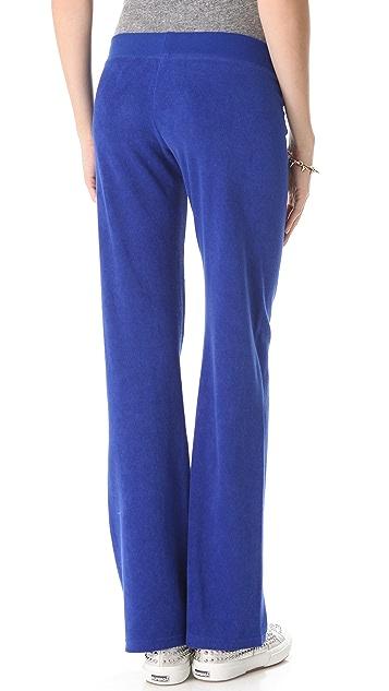 Juicy Couture Terry Original Drawstring Pants