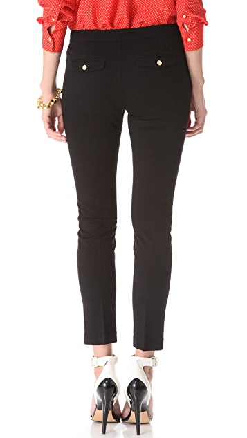 Juicy Couture Fluid Ponte Pants