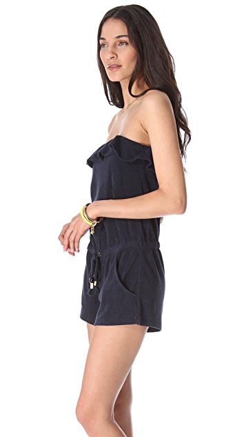 Juicy Couture Terry Romper