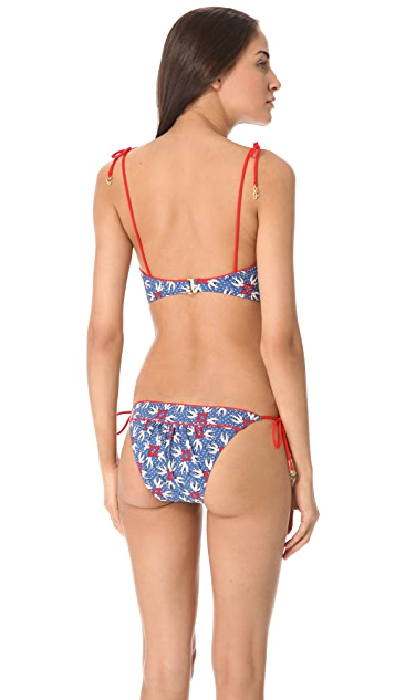 Juicy Couture Love Birds Bikini Top