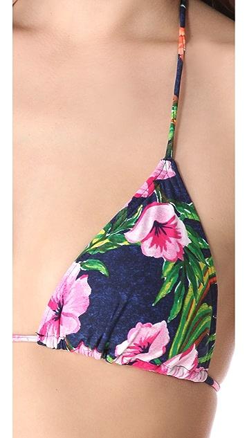 Juicy Couture Wildflower Bikini Top