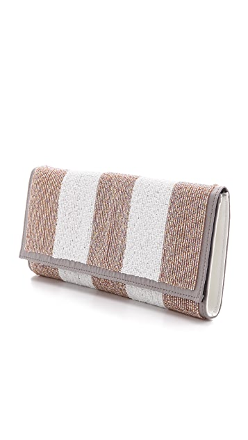 Juicy Couture Beaded Clutch