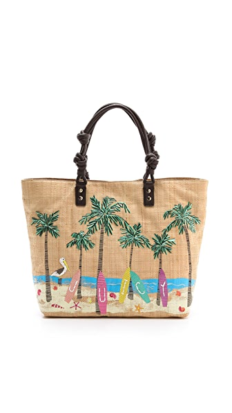 Juicy Couture Surf Board Tote