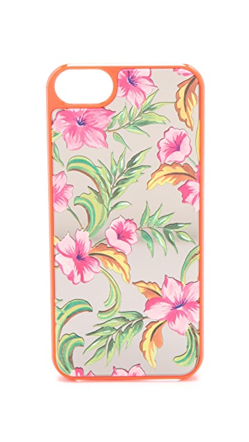 Juicy Couture Optimistic Floral Mirror iPhone 5 / 5S Case