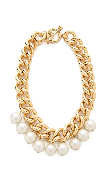 Juicy Couture Chunky Chain Necklace