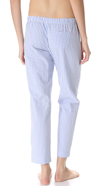 Juicy Couture Amour Pinup Gingham Pants