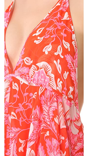 Juicy Couture Catalina Floral Dress