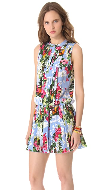 Juicy Couture Paradise Floral Dress