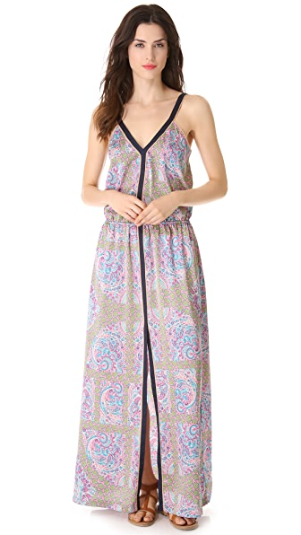 Juicy Couture Imperial Starflower Maxi Dress