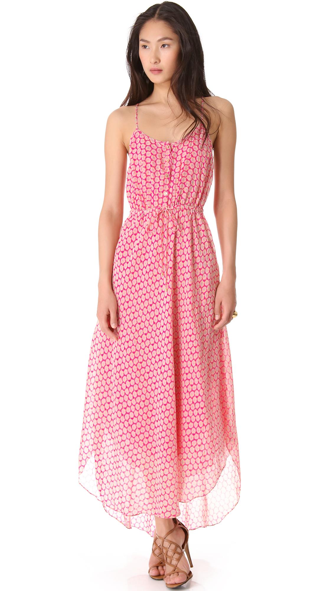 Juicy Couture Starflower Medallion Maxi Dress | SHOPBOP