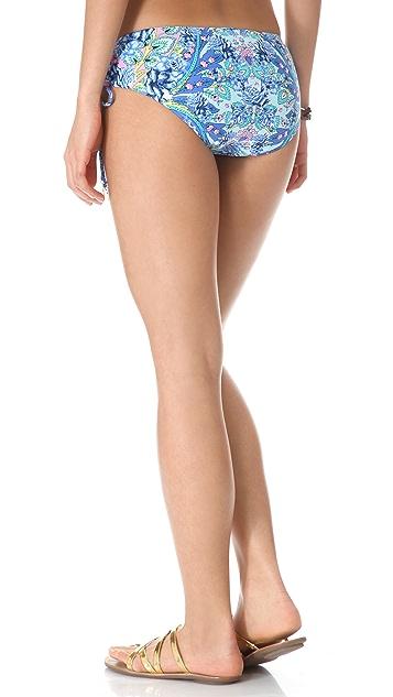 Juicy Couture Paisley Park Bikini Bottoms