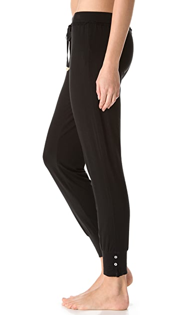 Juicy Couture Sleep Pants with Lace Trim