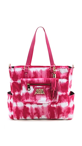 Juicy Couture Nylon Baby Bag