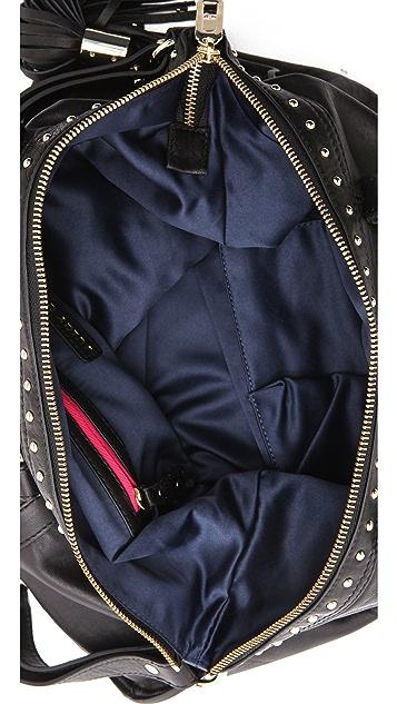 Juicy Couture Rockstar Zip Top Tote