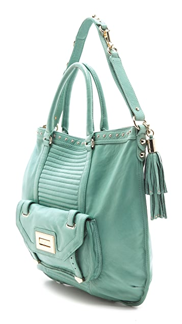 Juicy Couture Rockstar Zip Top Tote