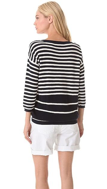 Juicy Couture Peyton Stripe Sweater