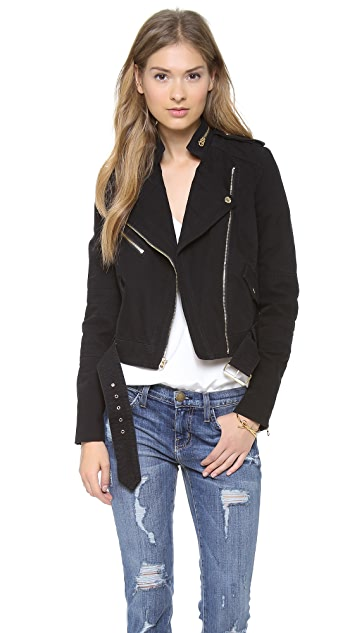 Juicy Couture Madison Moto Jacket