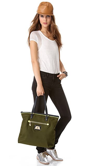 Juicy Couture Penny Zip Top Tote