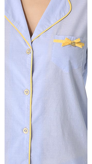 Juicy Couture Chambray Nightshirt