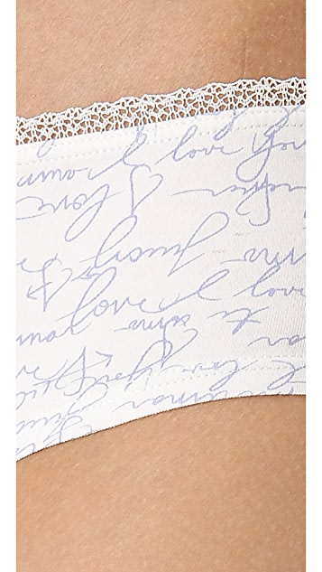 Juicy Couture Love Letter Panty Pack