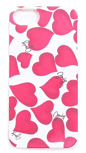 Juicy Couture Darling Heart iPhone 5 / 5S Case