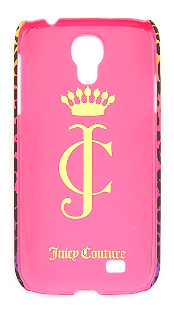 Juicy Couture Ombre Leopard Samsung Phone Case