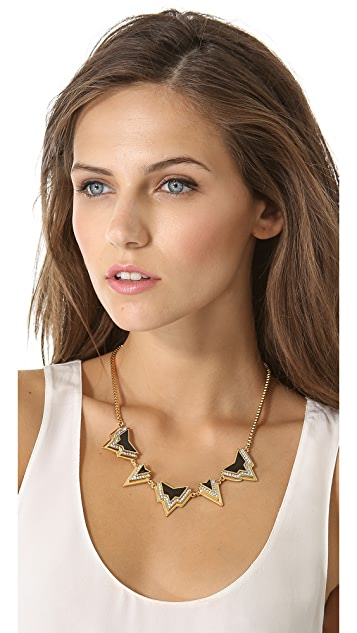 Juicy Couture Angular Spike Necklace