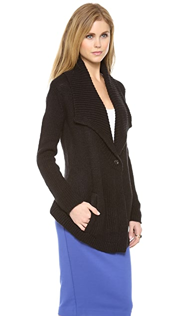 Juicy Couture Draped Cardigan