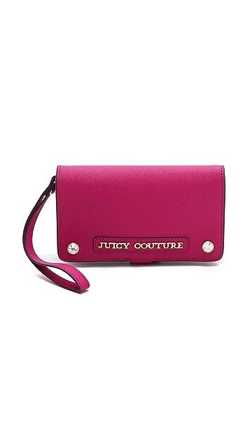 Juicy Couture Sophia Tech Wristlet