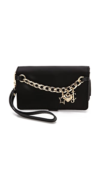 Juicy Couture Brentwood Nylon Tech Wristlet